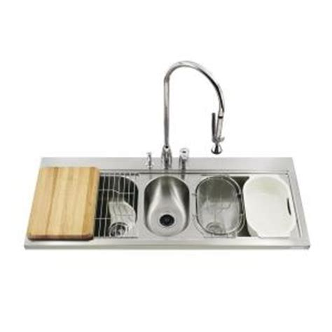 discontinued kitchen sinks kohler pro taskcenter self stainless steel 60x25 3347