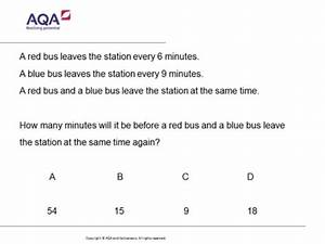 Aqa Gcse Maths Questions By Topic