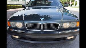 For Sale 2000 Bmw 740il E38