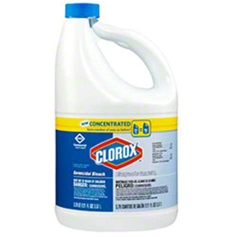 Clorox Disinfecting Bathroom Cleaner Sds Sheet by Clorox 174 Concentrated Germicidal 121 Oz Thayer