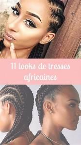Coiffure Tresse Africaine : coiffure tresses nattes pour enfant afro afrodelicious ~ Nature-et-papiers.com Idées de Décoration