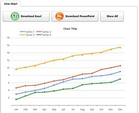 Graph Templates Excel Powerpoint Excel Chart Data Templates Ghacks Tech