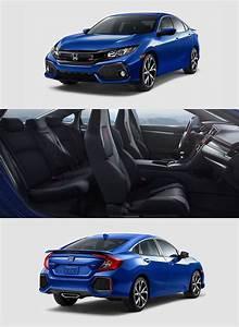 New  2017 Civic Si Sedan 6