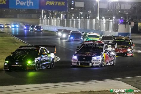 Supercars hosts first manufacturers council meeting ...