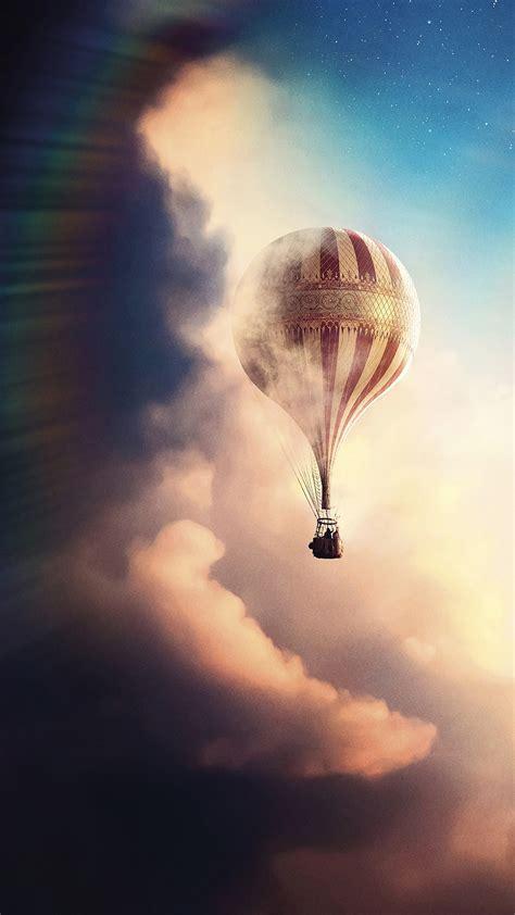 wallpaper  aeronauts adventure hot air balloon  movies  wallpaper  iphone