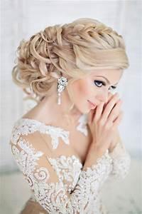25 Hermosos peinados para el día de tu boda ¡Te encantarán!