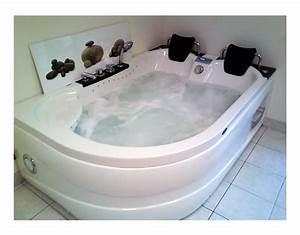Baignoire 2 Places Balneo : baignoire thalasso achetez en ligne votre baignoire ~ Edinachiropracticcenter.com Idées de Décoration