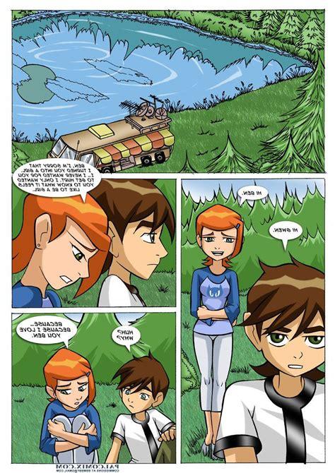 ben 10 sex adventures xxx comics