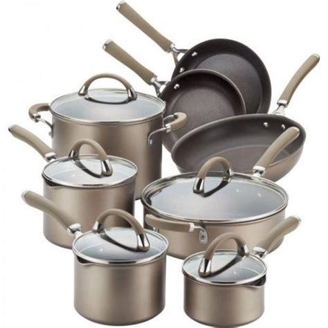 kitchen costco pots  pans set  pots  pan sets kirkland  stick cookware reviews
