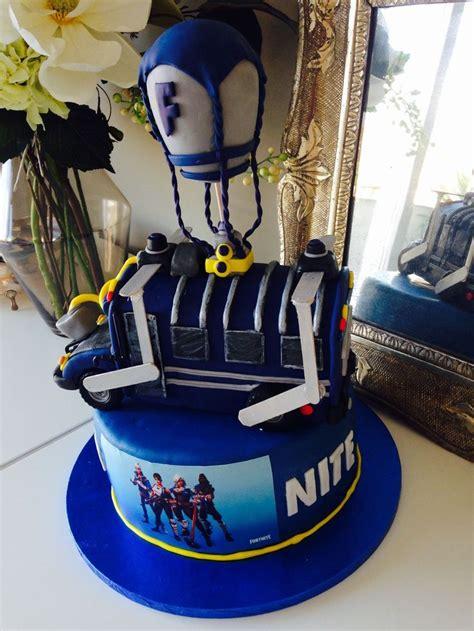 fortnite cakes images  pinterest