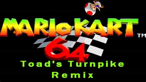 toad s turnpike remix mario kart 64