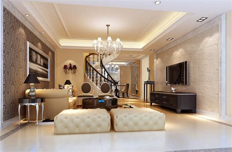 small bathroom design ideas color schemes modern living room with fancy furniture and stairs d model