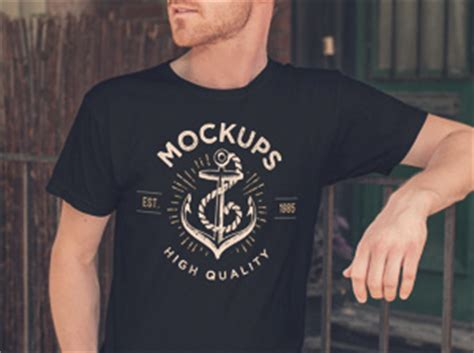mens  shirt mockup graphicburger