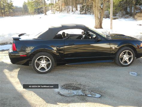 1999 Ford Mustang 35th Anniversary 1999 Mustang 35th