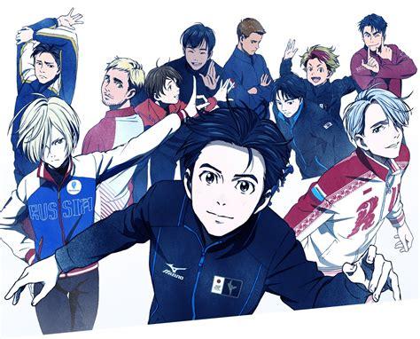 article yuri  ice characters   real life
