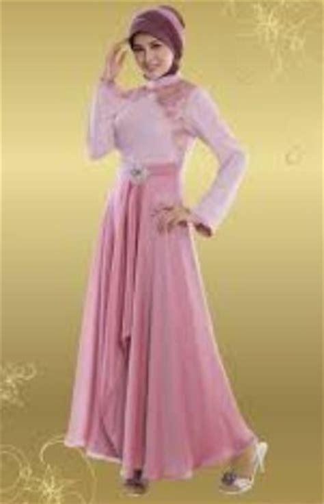Model Baju Gamis Untuk Pesta