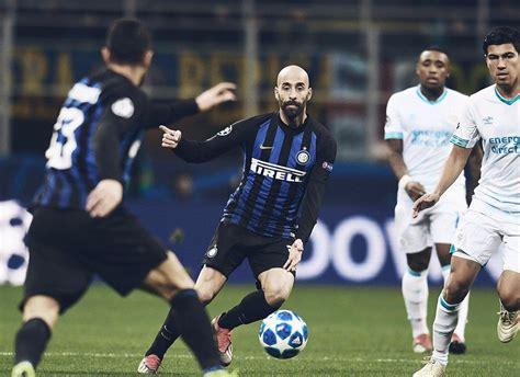 Inter de Milão empata em casa com o PSV e fica fora da ...