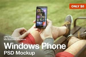 15  Windows Phone Mockups