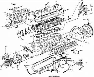 V8 Engine Internal Diagram