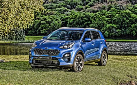 Kia Sportage 4k Wallpapers by Wallpapers Kia Sportage 4k Hdr Offroad 2019