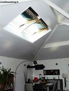 Velux 78x98 Avec Volet Roulant : comment choisir son velux fenetre de toit ~ Melissatoandfro.com Idées de Décoration