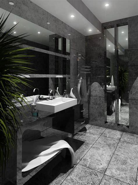 awesome revit rendered bathroom interior design