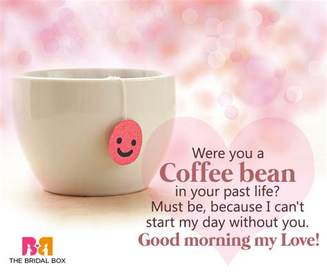 Endearing Good Morning Love Sms For Girlfriend To Make