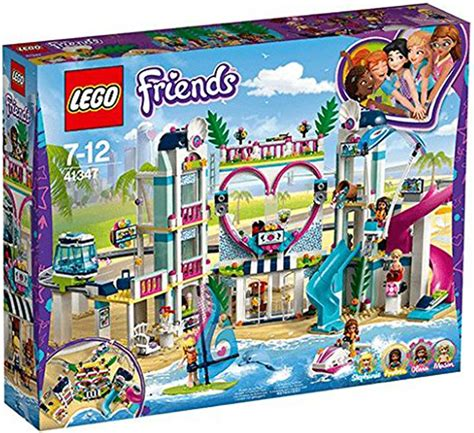 New Lego Friends Summer 2018 Set Images Revealed  The