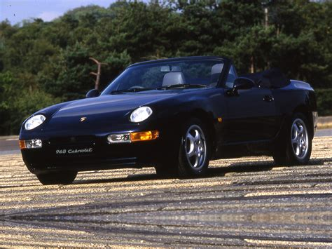 Porsche 968 Cabriolet (1994) picture #01, 1600x1200