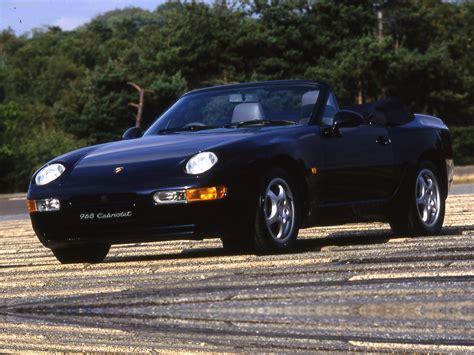 Porsche 968 Cabriolet (1994) - picture 1 of 1