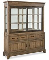 curio cabinets and china cabinets macy s