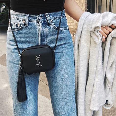 regram  atlaurenelizabeth  ysl monogram blogger bag  number    fashion style