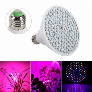 Led Grow Set : e27 led plant vegetable grow light lamp full spectrum bulb for small grow box ebay ~ Buech-reservation.com Haus und Dekorationen