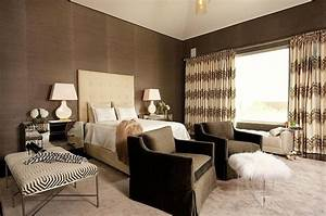 cream and brown bedrooms contemporary bedroom With brown and cream bedroom ideas