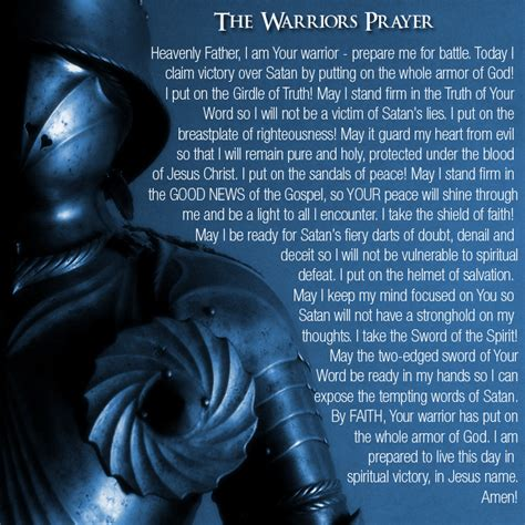 Warrior Bible Quotes. QuotesGram