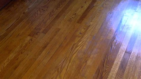 Water Based Floor Stain - refinishing wood flooring with zar stain and water