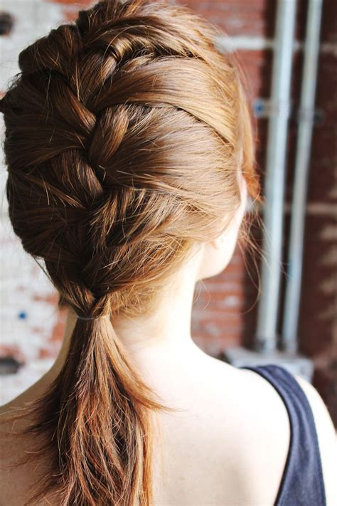 style  classic french braid  beautiful mess