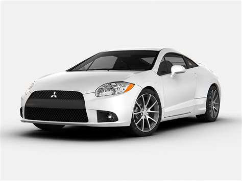 Mitsubishi Eclipse Gt 2012 3d Models