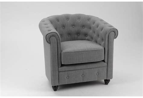 fauteuil chesterfield velours gris fauteuil chesterfield tissu coton gris pieds noirs amadeus amadeus