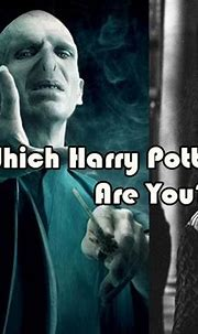 Which Harry Potter Villain Are You? | Harry potter, Harry ...
