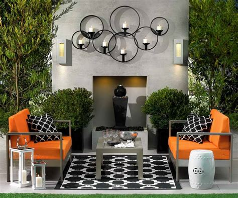15 fabulous small patio ideas to most of small space