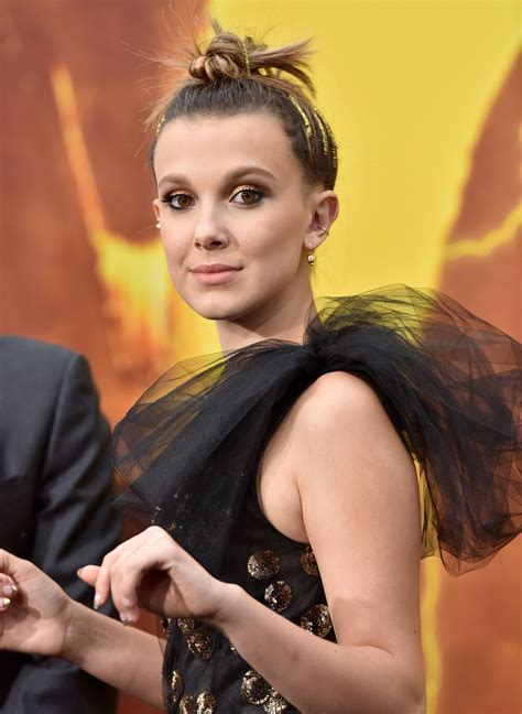 Shop makeup and skincare products on bobbi brown cosmetics online. Millie Bobby Brown At 'Godzilla: King Of The Monsters ...