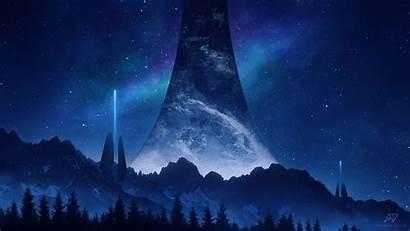 Halo Infinite Night Wallpapers Into 1080p 4k