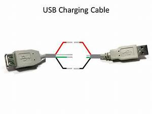 Usb Power Wiring Diagram