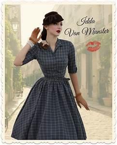 Tenue Des Années 50 : robe vintage guinguette ~ Nature-et-papiers.com Idées de Décoration