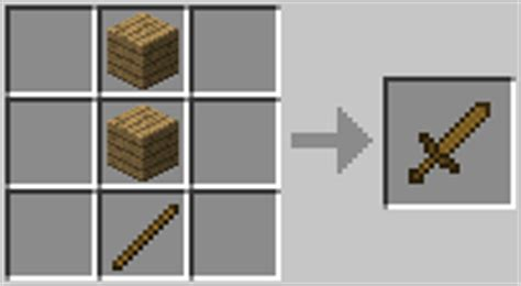 terraria gold sword recipe minecraft