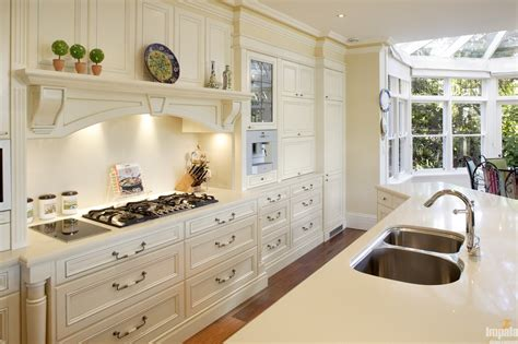 handpainted provincial kitchen
