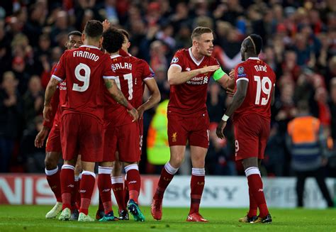 Liverpool 5 AS Roma 2: Away-Goal Doubt Does This Team A ...