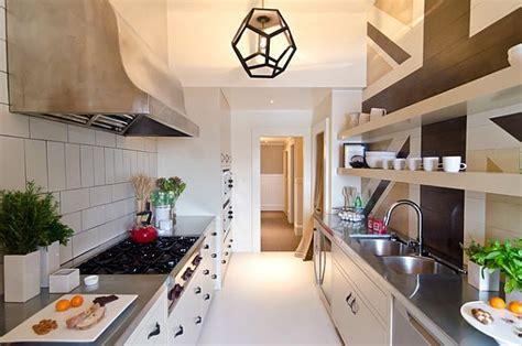 one sided galley kitchen galley kitchen design ideas that excel 3685