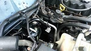 1999 Jeep Cherokee  Ac Accumulator Removal  U0026 Install